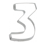 COOKIE CUTTER - Number 3