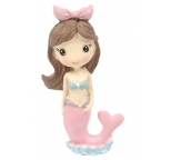 Claydough 3D Mermaid Topper