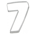 COOKIE CUTTER - Number 7
