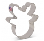 COOKIE CUTTER - Reindeer Head 3¾