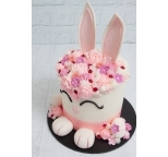Inspiration - Cute Easter Bunny Cake