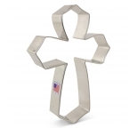 COOKIE CUTTER - Large Cross 5.25