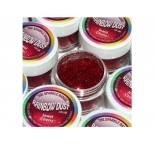 Rainbowdust Jewel Cherry Red - dust and glitters - DISCONTINUED