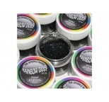 Rainbowdust Jewel Jet Black - dust and glitters - DISCONTINUED