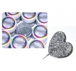 Rainbowdust Jewel Silver - dust and glitters - DISCONTINUED