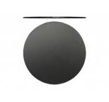 LOYAL BLACK Cake Board - 6 inch ROUND