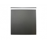 LOYAL BLACK Cake Board - 8 inch SQUARE