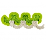 Maxine Lace Mold by Marvelous Molds