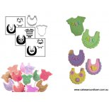 Cookie Cutter Texture Set-MINI BABY