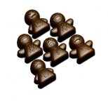 Little Mood People Silicone Chocolate Mould