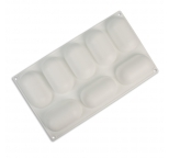 Oval Mousse Silicone Mould