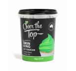 Over The Top Buttercream 425g - GREEN