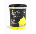 Over The Top Buttercream 425g - YELLOW