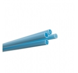 Poly Dowels 12  Cake Pillars (SINGLE BLUE)