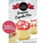 Premium Cupcake Mix 380 grams