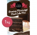 Premium Mississippi Mud Cake Mix 1Kg