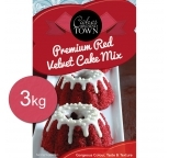 Premium Red Velvet Mix 3kg