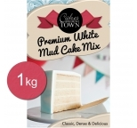 Premium WHITE Mud Cake Mix 1Kg