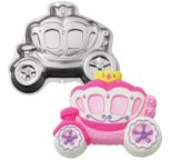 HIRE - Princess Carriage Cake Wilton Tin / Pan