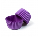 Purple STANDARD Cupcake Cases 40 pack