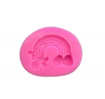 Rainbow, Clouds & Stars Fantasy Silicone Mould