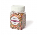 Sprinklz Rainbow Sprinkles (Jimmies) -  200g