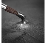 Rainbowdust Edible Metallic Paint - DARK SILVER