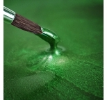 Rainbowdust Edible Metallic Paint - HOLLY GREEN