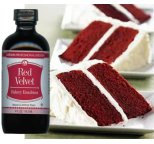 Baking Emulsion - LARGE Red Velvet 474mls (Colour & Flavour)