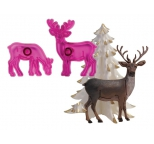 Reindeer Cutter Set of 2 by JEM