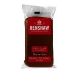 Renshaw CHOCOLATE FLAVOURED Fondant Icing 250g - DISCONTINUED