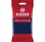 Renshaw NAVY BLUE Fondant Icing 250g - DISCONTINUED