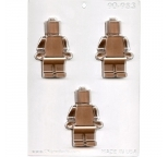 Robot Chocolate Mould