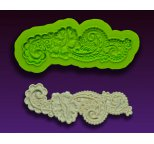 ROSE MARY Lace Silicone Mould