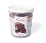 Saracino DARK MODELLING CHOCOLATE 1kg - BEST BEFORE
