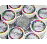 Rainbowdust Silver Hologram Glitter - dust and glitters - DISCONTINUED