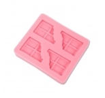Small Chocolate Bar -  Silicone Mould