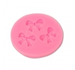 Small Multi Bow Silicone Mould