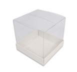 Small square Cake Box (sold in packs of 10)
