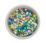 Sprinkletti - Flower Power Sprinkles 100g net