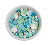 Sprinkletti - Mermaid Sprinkles 100g net