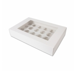 STANDARD Cupcake Box - with insert (holds 24) - PICK UP IN STORE ONLY