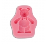 Standing Teddy Bear Silicone Mould
