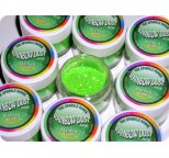 Rainbowdust Stardust  Lime - dust and glitters - DISCONTINUED