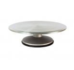Professional Smooth Turning Round Cake Turntable (12 / 30cm)