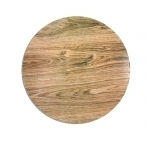 TIMBER Pattern MDF cake board - 12 inch ROUND