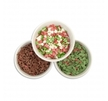 Tripod Range of Sprinkles 90g net - Christmas Trio