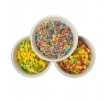 Tripod Range of Sprinkles 90g net - Easter Tripod - BEST BEFORE