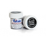 TruColor™ Natural Black Pearl Shine Food Paint 6g