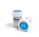 TruColor™ Natural Blue Shine Food Paint 7g